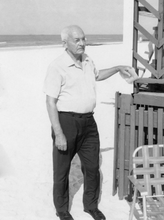 Jesse Smith, One of the Original Owners of the Palm Pavilion