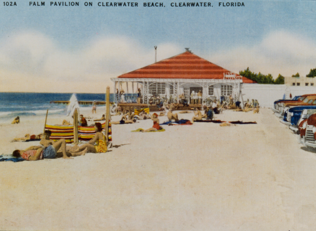 Palm Pavilion Historic Photo #32