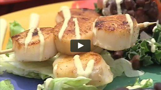 Palm Pavilion® Video - Food