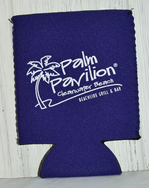 Can Coolie Palm Logo Front Dk Purple