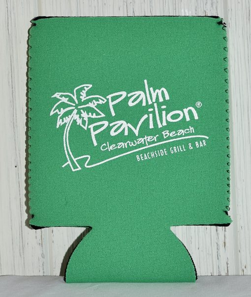 Can Coolie Palm Logo Front Green