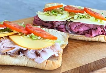 Palm Shoppe Sandwiches